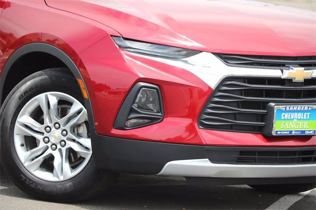 Pre-Owned 2019 Chevrolet Blazer Base