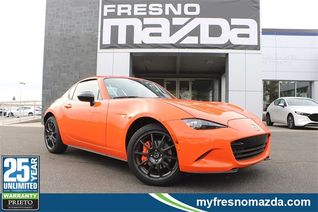 New 2019 Mazda Miata RF 30th Anniversary RWD 2D Coupe