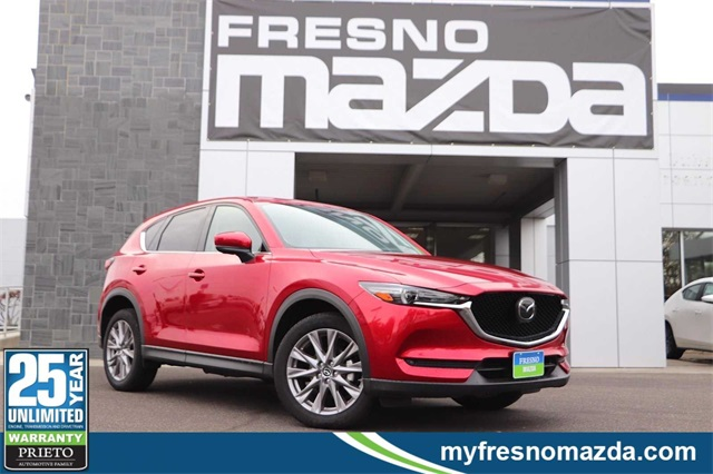 New 2019 Mazda CX-5 Grand Touring FWD 4D Sport Utility