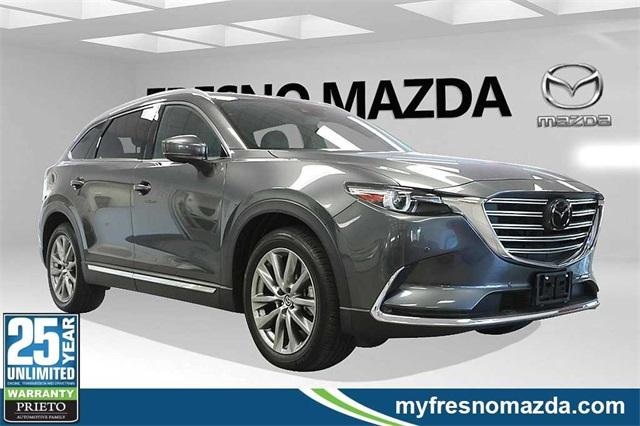 New 2018 Mazda CX-9 Grand Touring FWD 4D Sport Utility
