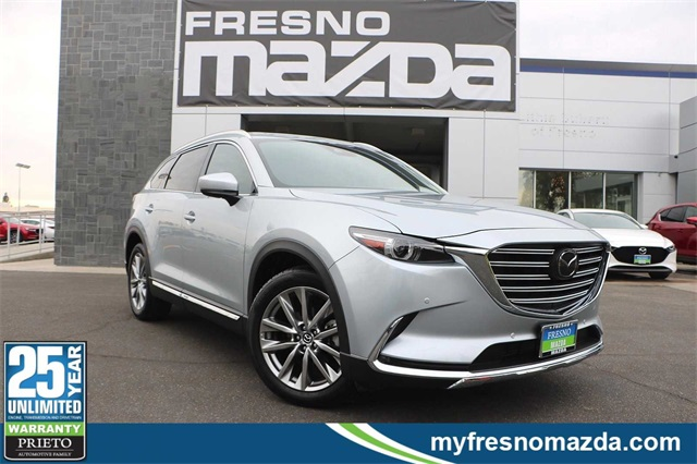 New 2018 Mazda CX-9 Signature AWD 4D Sport Utility